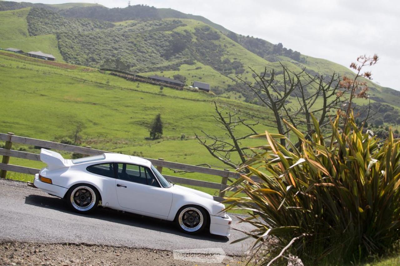 '78 Porsche 911 3.0 SC... La fessée Outlaw ! 1