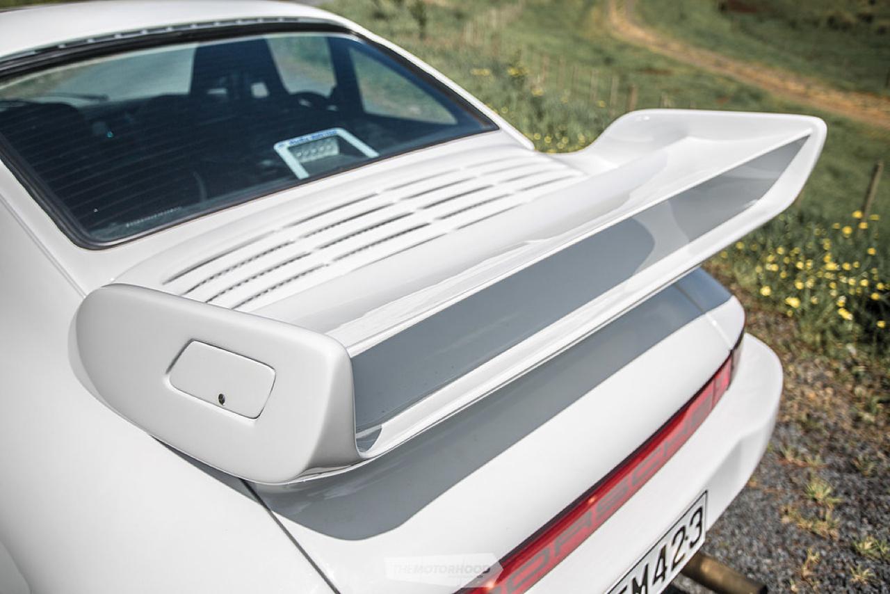 '78 Porsche 911 3.0 SC... La fessée Outlaw ! 5