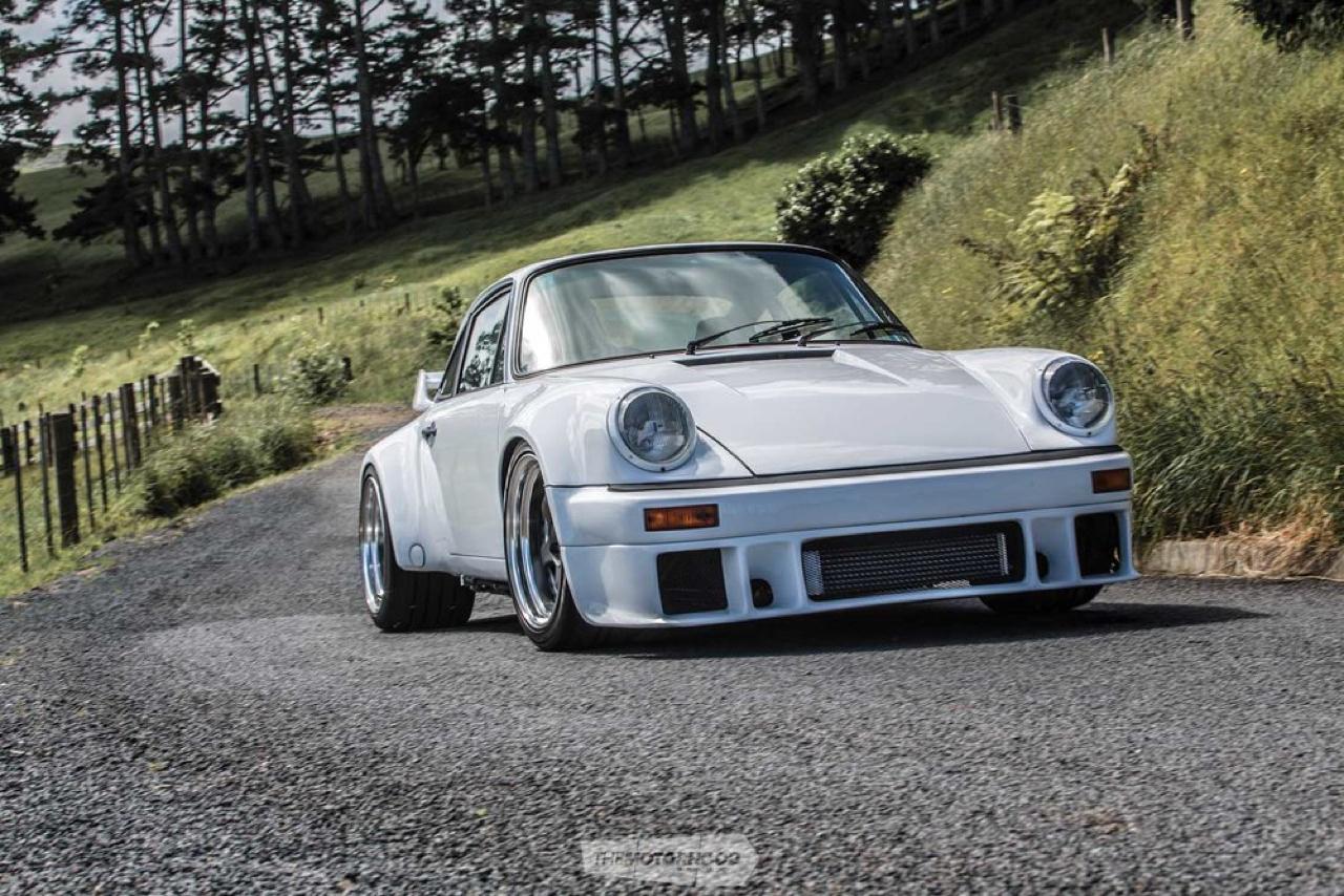 '78 Porsche 911 3.0 SC... La fessée Outlaw ! 22