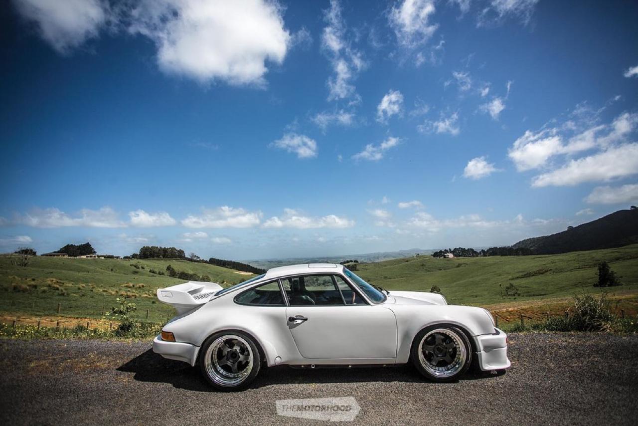 '78 Porsche 911 3.0 SC... La fessée Outlaw ! 10