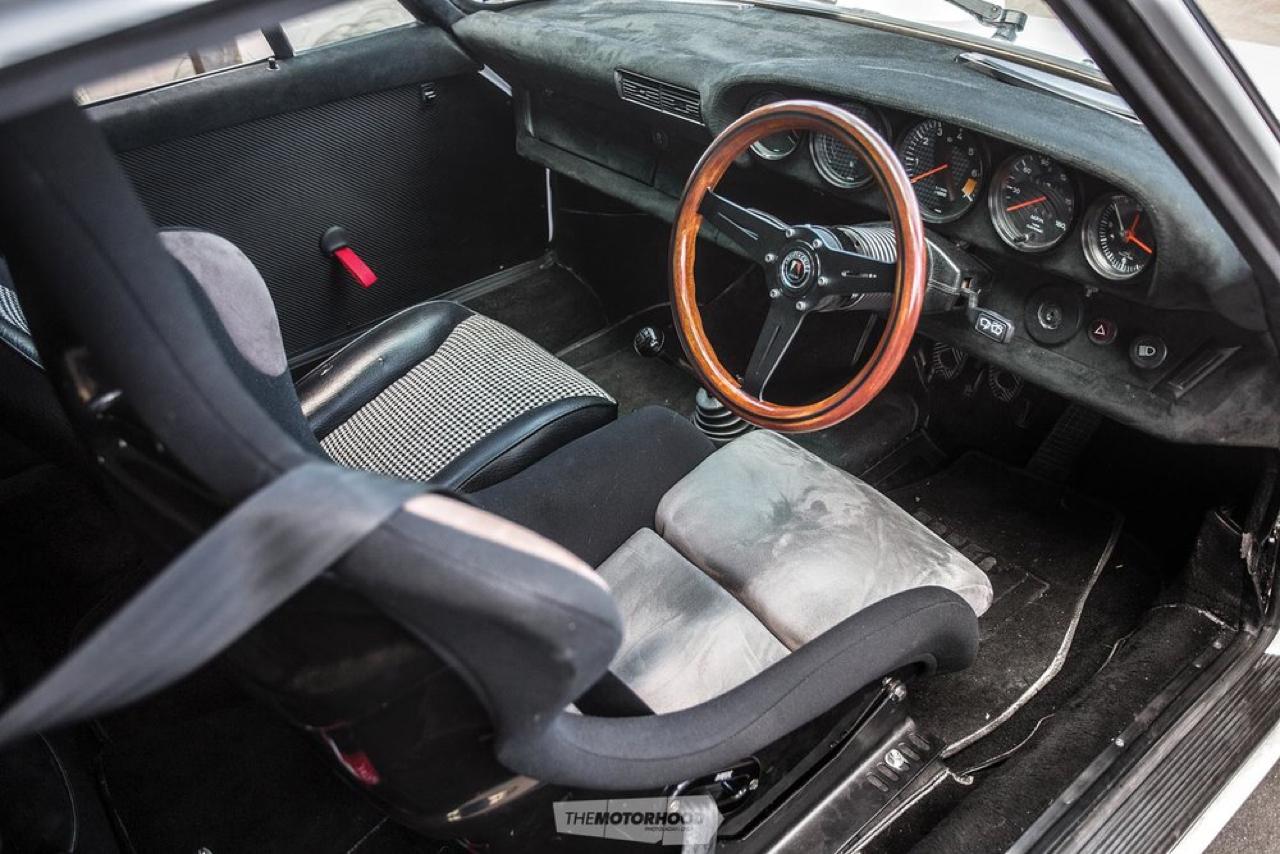 '78 Porsche 911 3.0 SC... La fessée Outlaw ! 8
