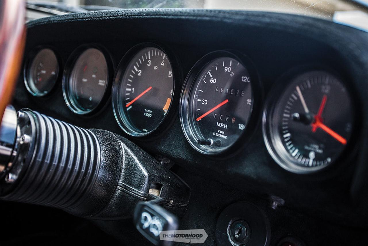 '78 Porsche 911 3.0 SC... La fessée Outlaw ! 6