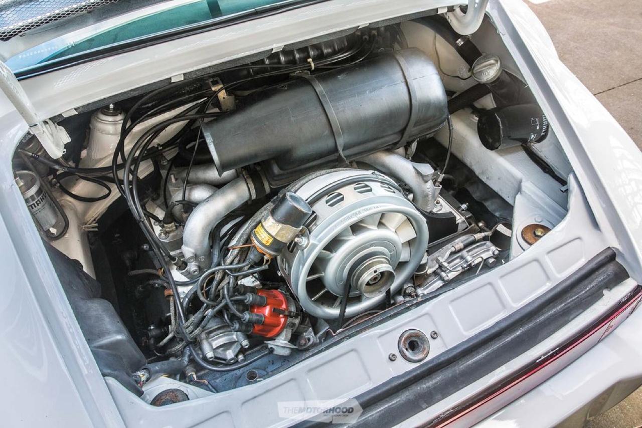 '78 Porsche 911 3.0 SC... La fessée Outlaw ! 29