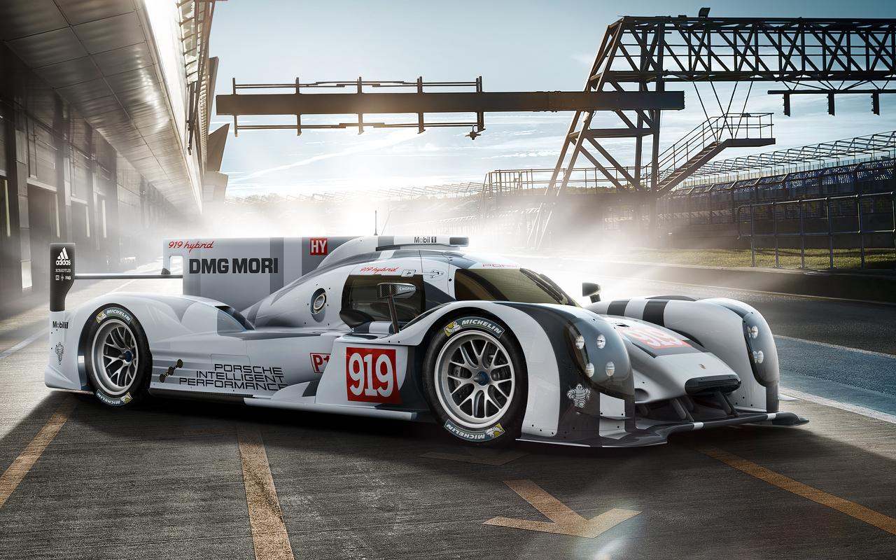 Ciao Porsche 919 21