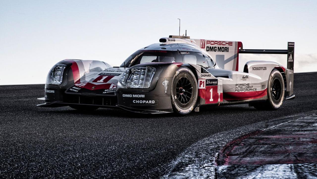 Ciao Porsche 919 5