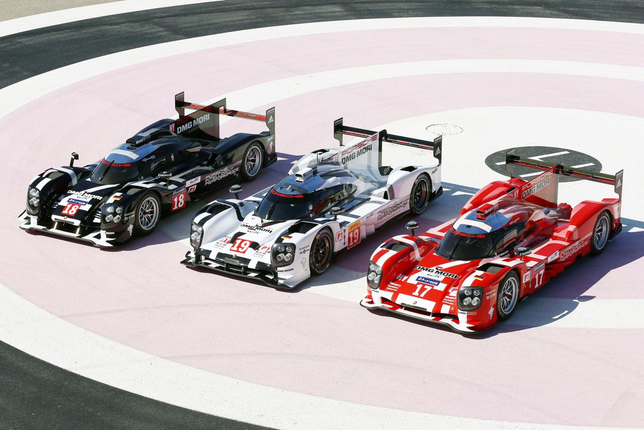 Ciao Porsche 919 17
