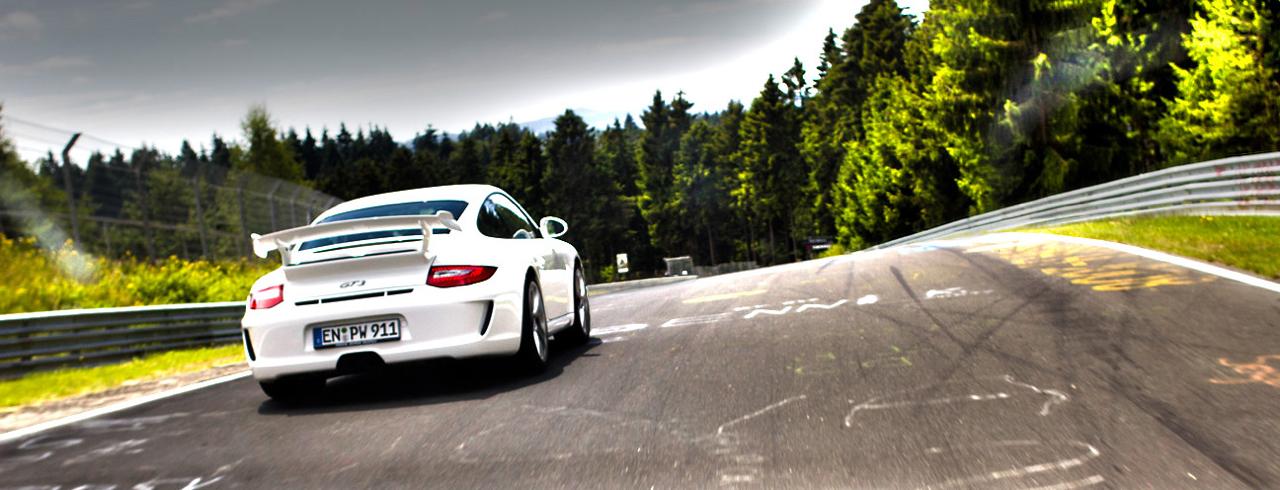 D'la Porsche sur le Nürb... 1