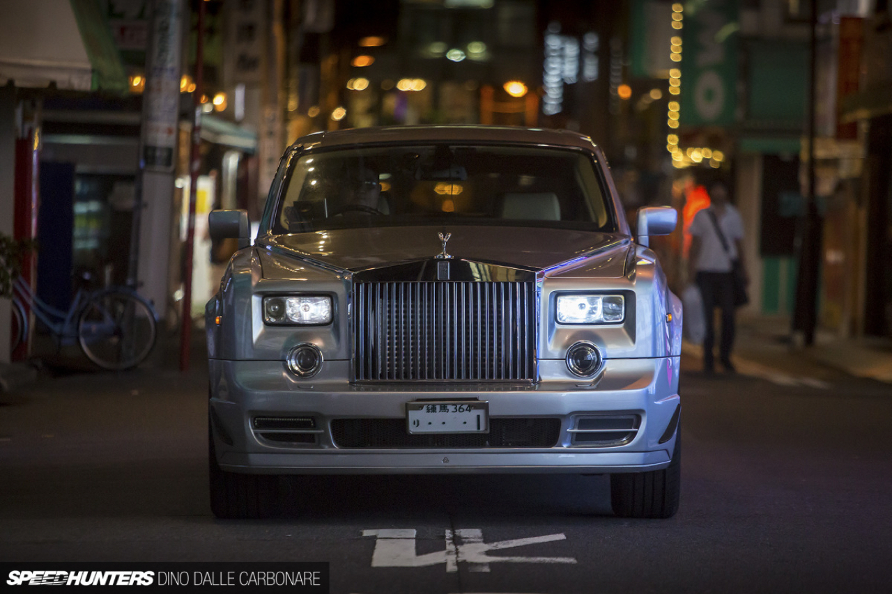 Magic Rolls Phantom : Adieu V12, bonjour 2JZ ! 38