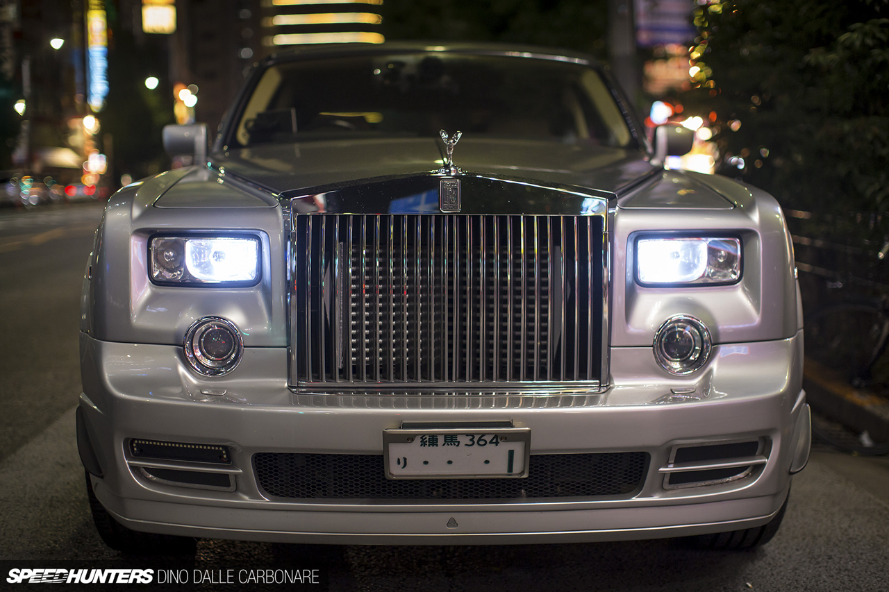 Magic Rolls Phantom : Adieu V12, bonjour 2JZ ! 31