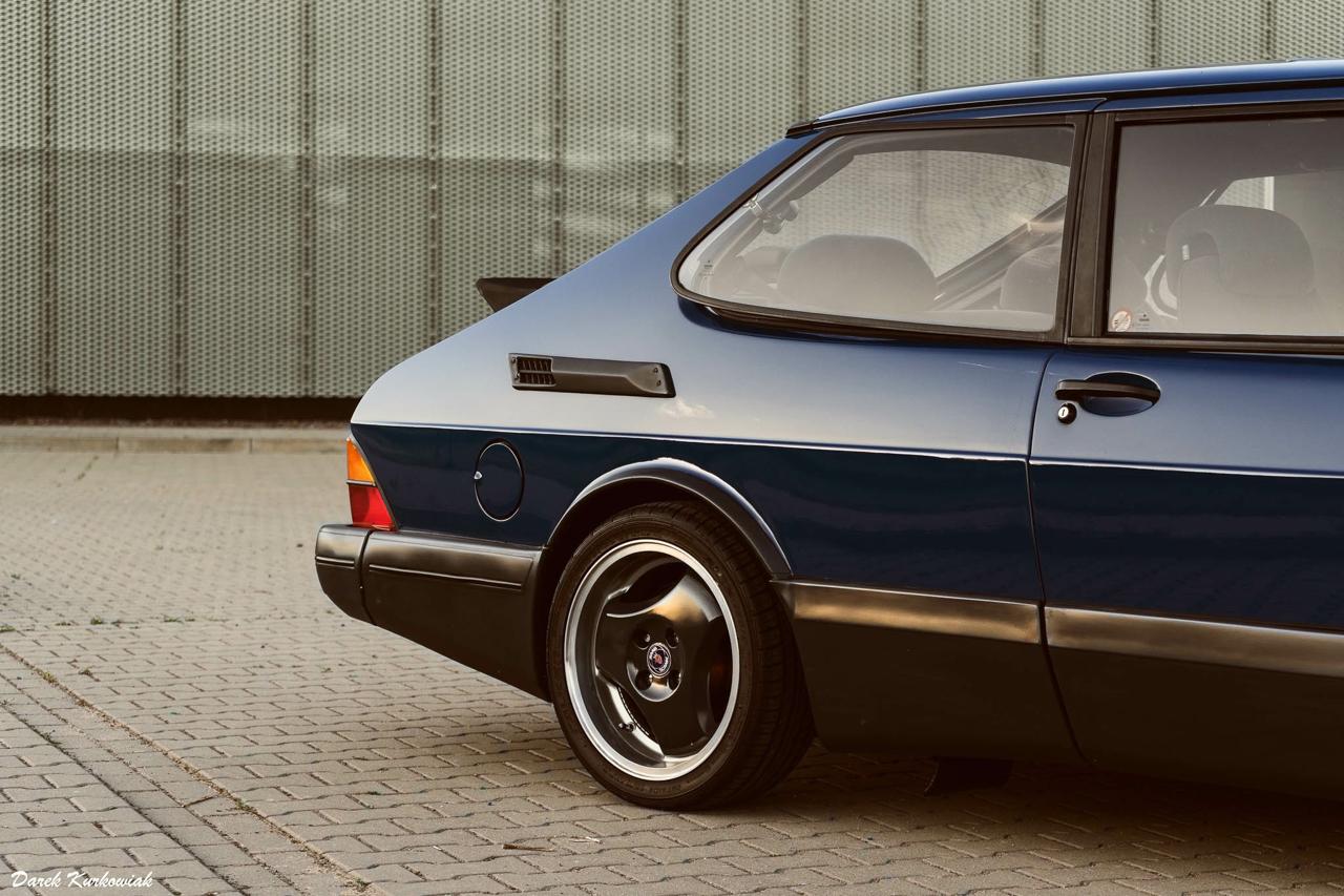 Saab 900 Turbo Aero... d'origine ! 46