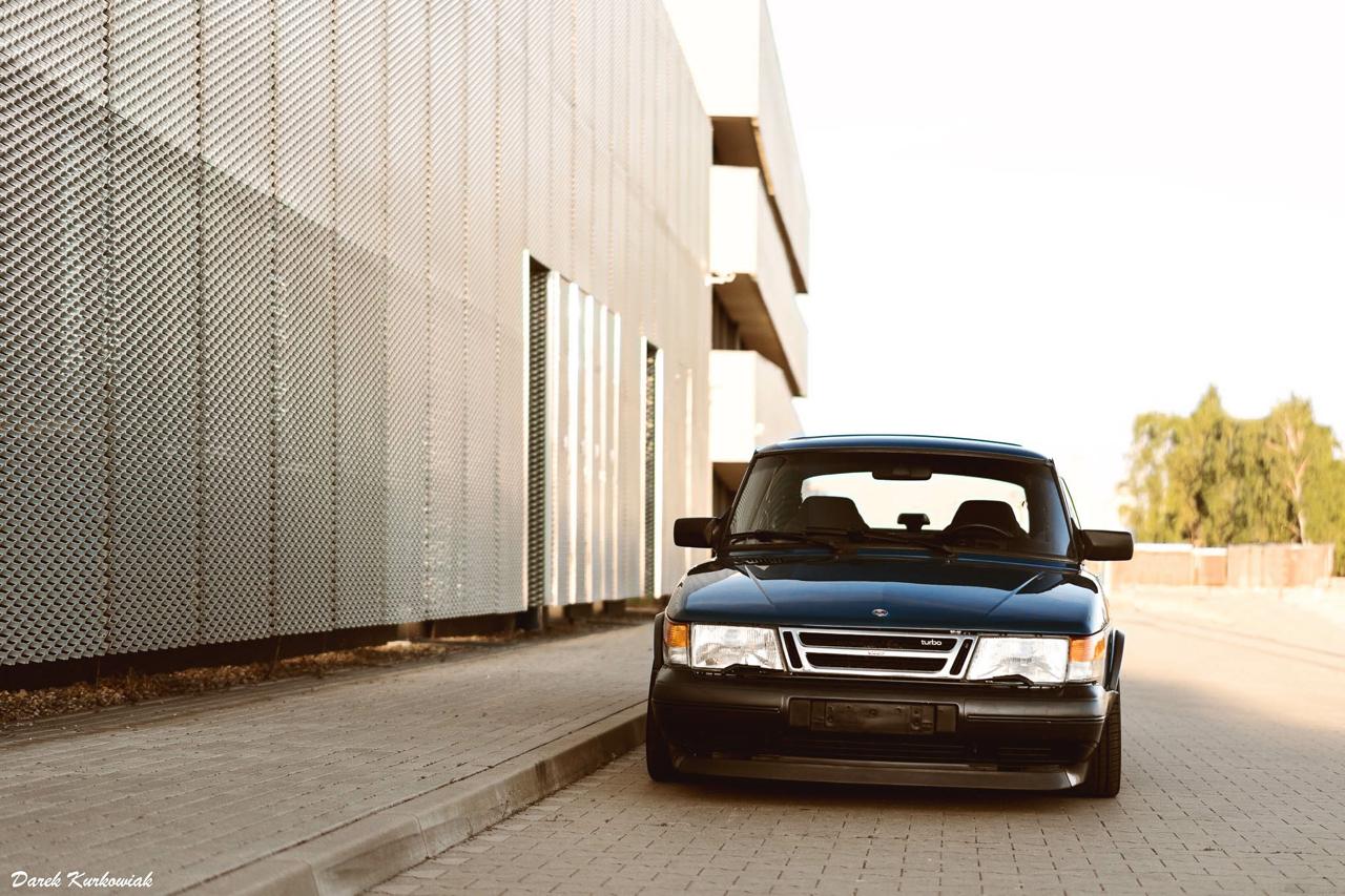 Saab 900 Turbo Aero... d'origine ! 44