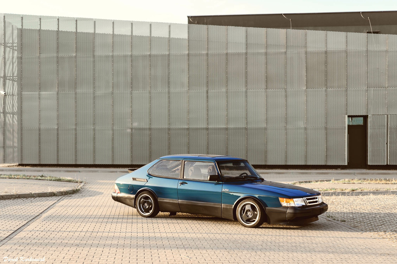 Saab 900 Turbo Aero... d'origine ! 43