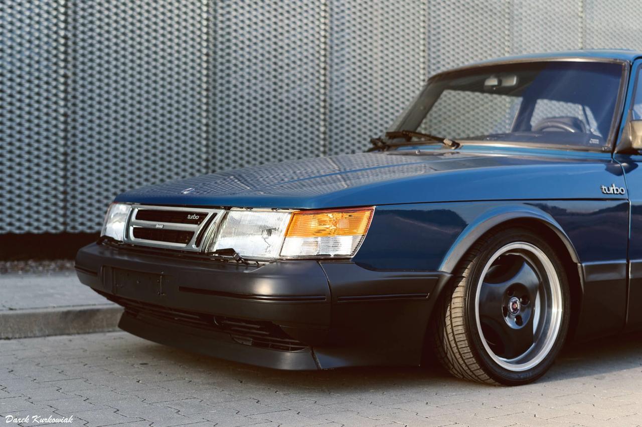 Saab 900 Turbo Aero... d'origine ! 42