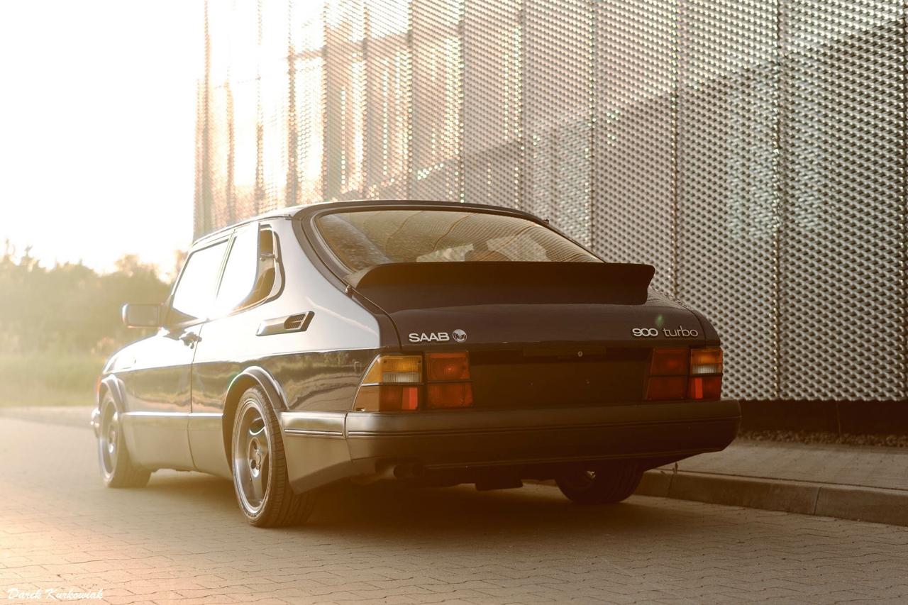 Saab 900 Turbo Aero... d'origine ! 33