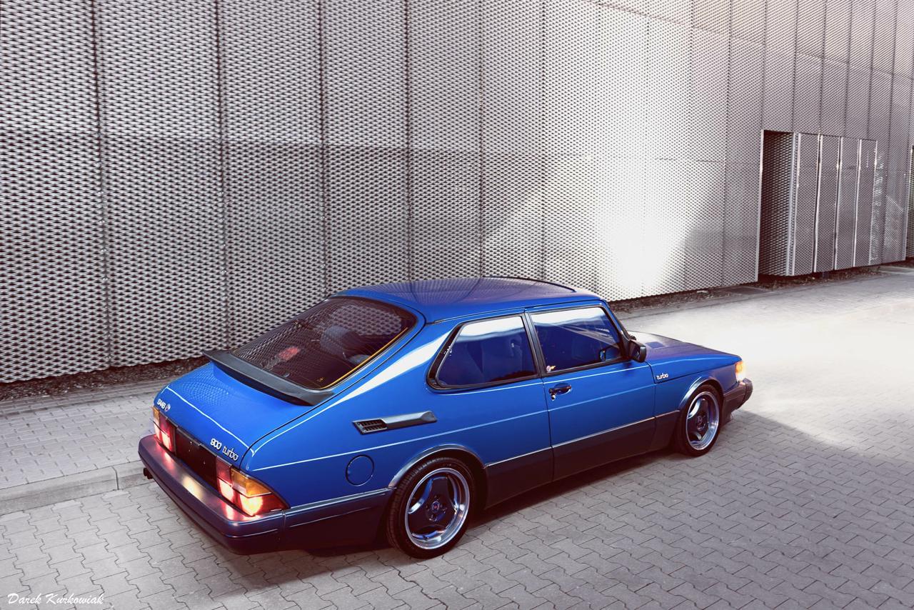 Saab 900 Turbo Aero... d'origine ! 41