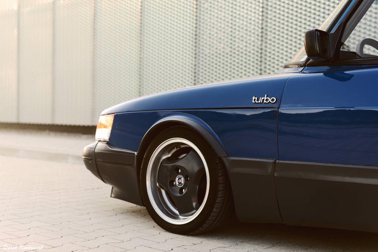 Saab 900 Turbo Aero... d'origine ! 39