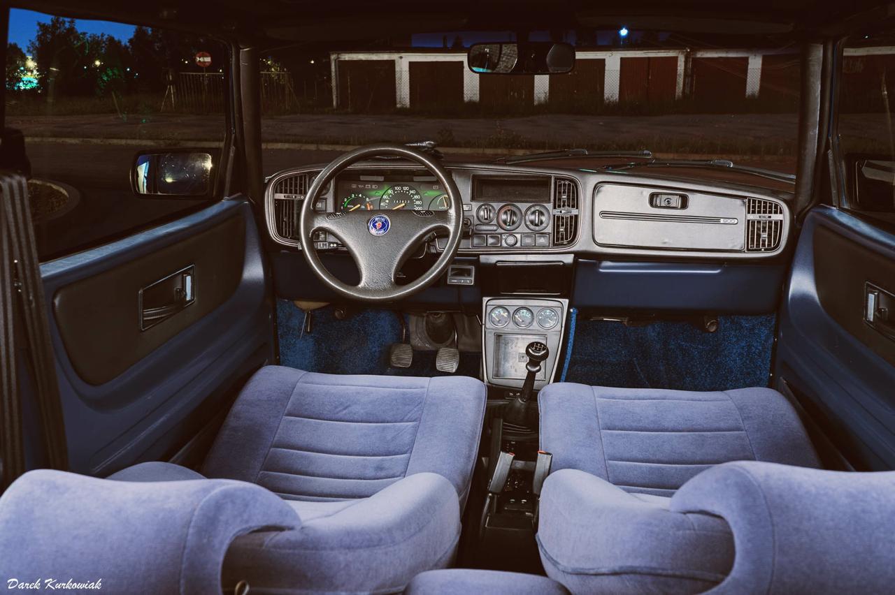 Saab 900 Turbo Aero... d'origine ! 40