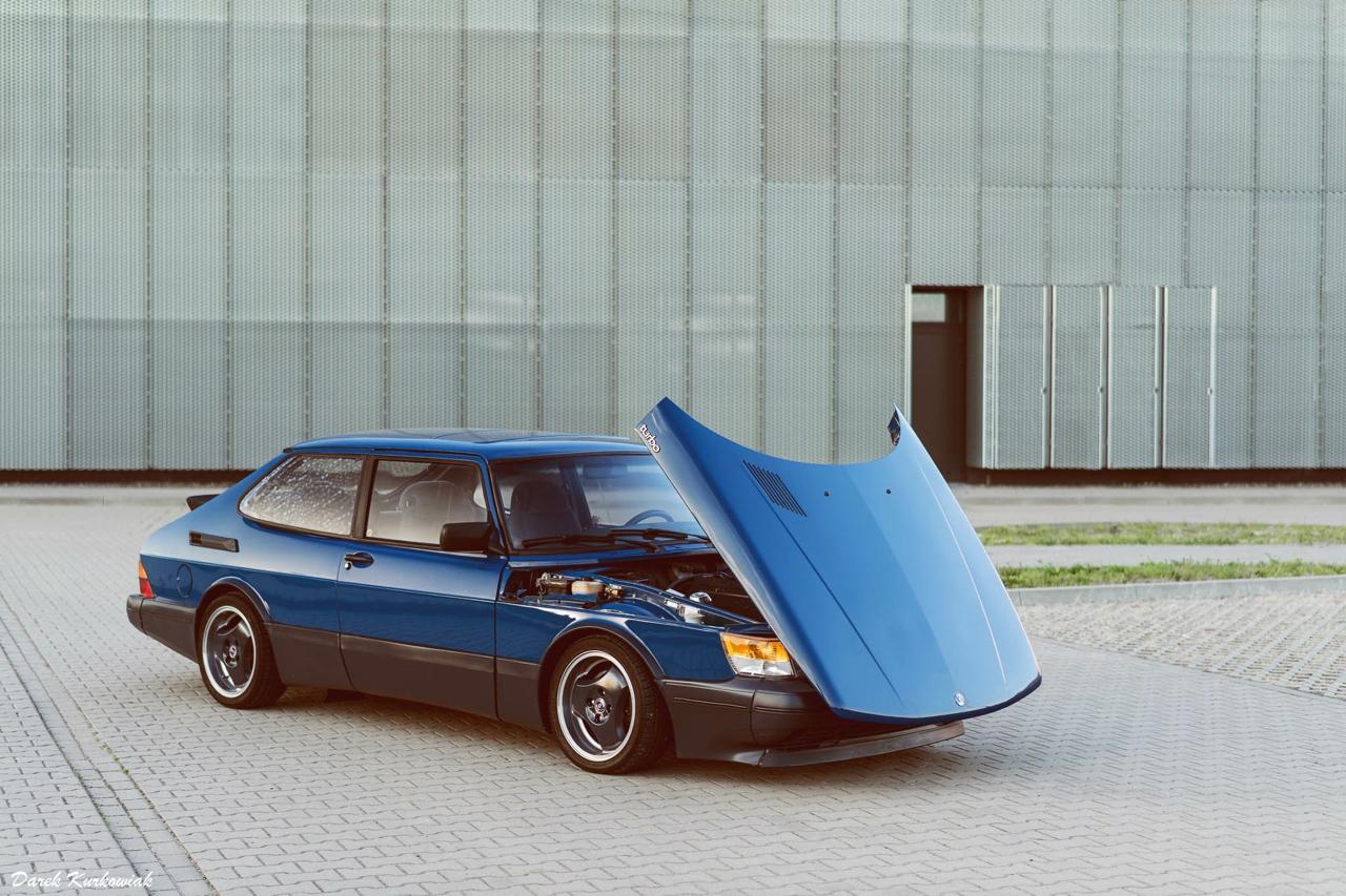 Saab 900 Turbo Aero... d'origine ! 32