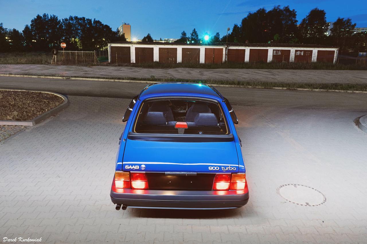 Saab 900 Turbo Aero... d'origine ! 31