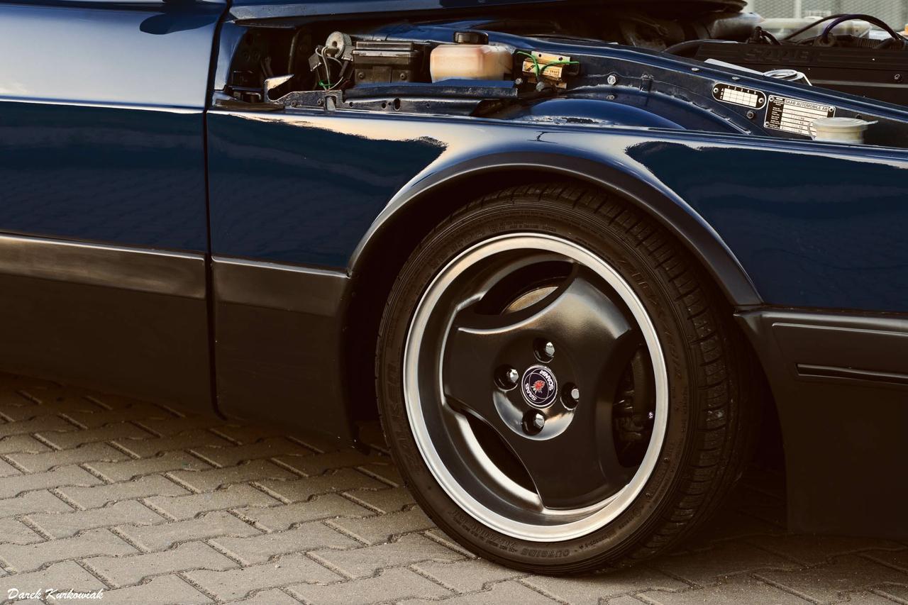 Saab 900 Turbo Aero... d'origine ! 30