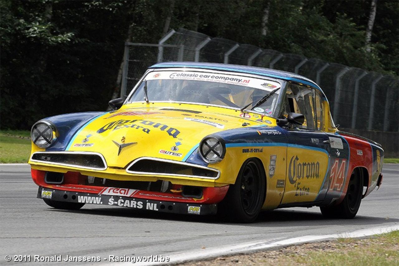'53 Studebaker Commander V8 : Tant que c'est une Corona ! 22