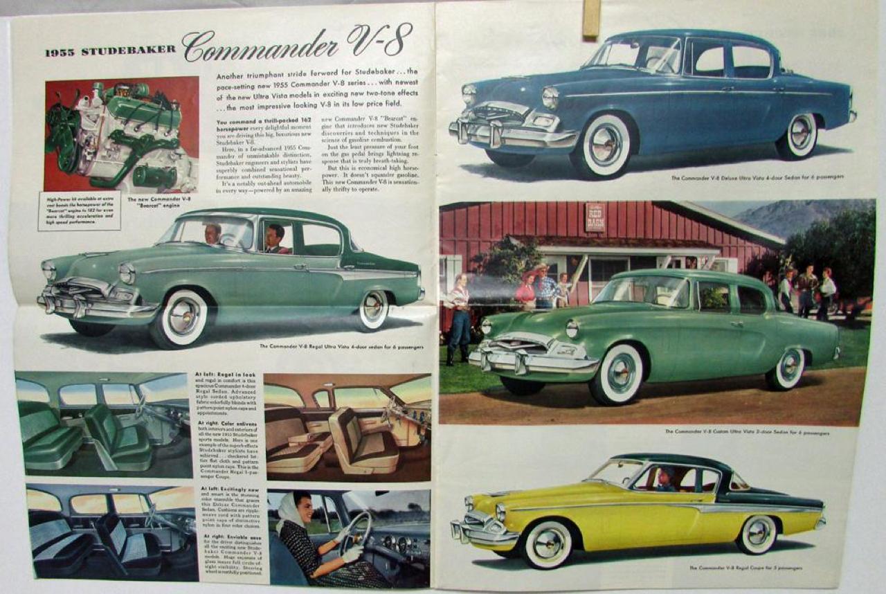 '53 Studebaker Commander V8 : Tant que c'est une Corona ! 18