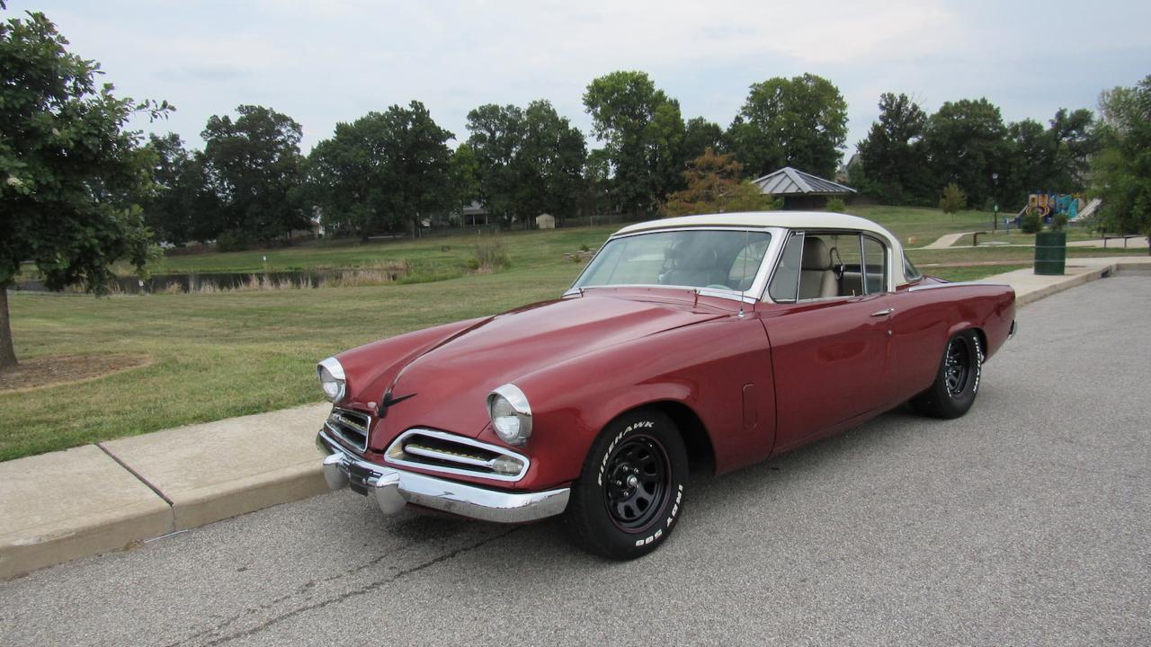 '53 Studebaker Commander V8 : Tant que c'est une Corona ! 20