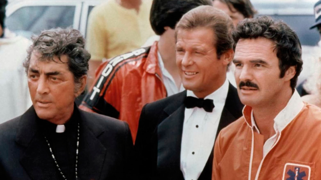"Incontournable : L'intro de ""The Cannonball Run"" 27"