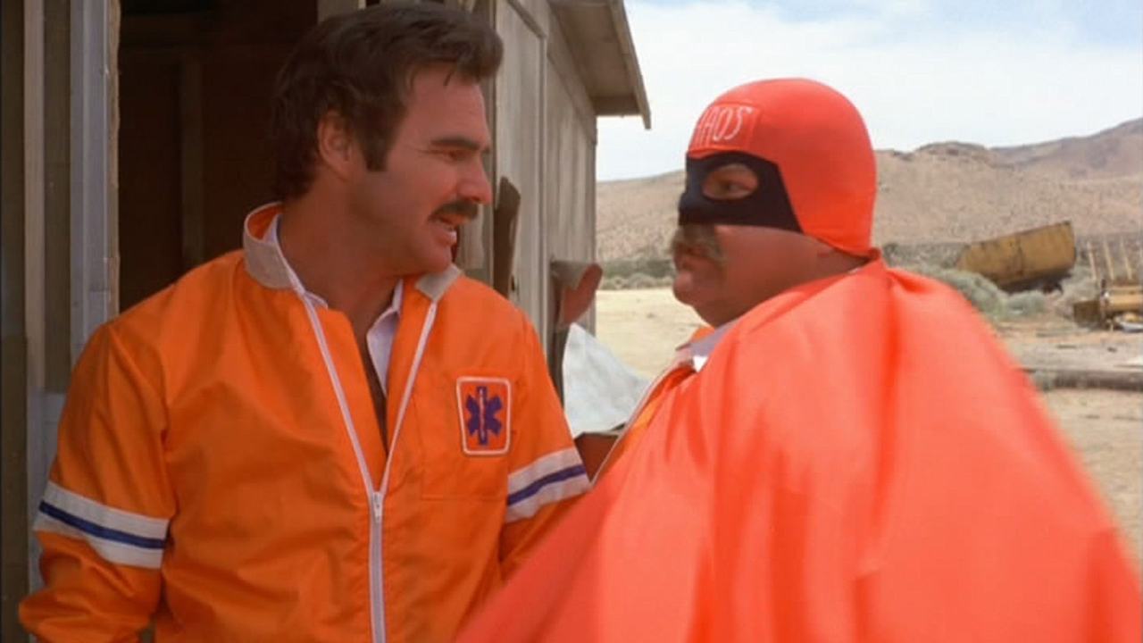 "Incontournable : L'intro de ""The Cannonball Run"" 24"