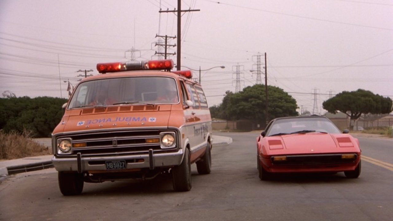 "Incontournable : L'intro de ""The Cannonball Run"" 26"