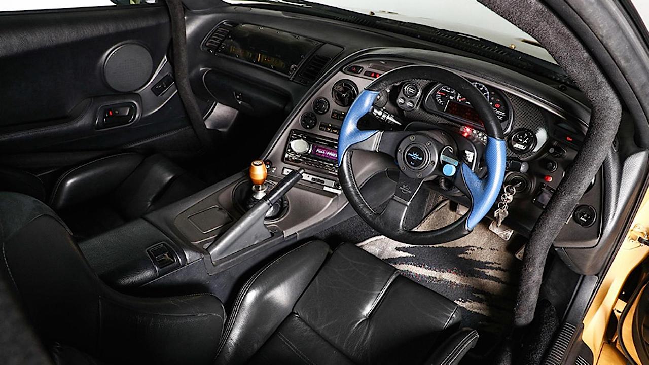 Toyota Supra V12 Biturbo... Mais chut, c'est Top Secret ! 56