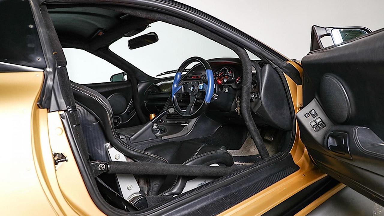 Toyota Supra V12 Biturbo... Mais chut, c'est Top Secret ! 61