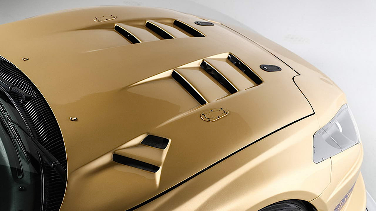 Toyota Supra V12 Biturbo... Mais chut, c'est Top Secret ! 52
