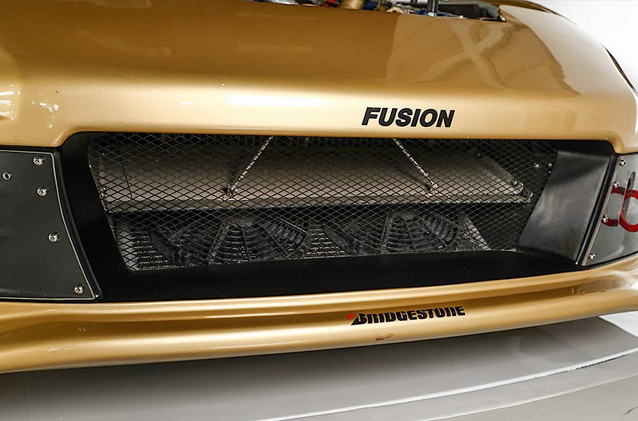 Toyota Supra V12 Biturbo... Mais chut, c'est Top Secret ! 64