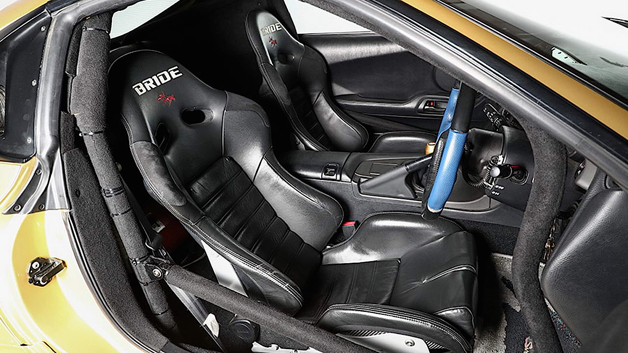Toyota Supra V12 Biturbo... Mais chut, c'est Top Secret ! 63