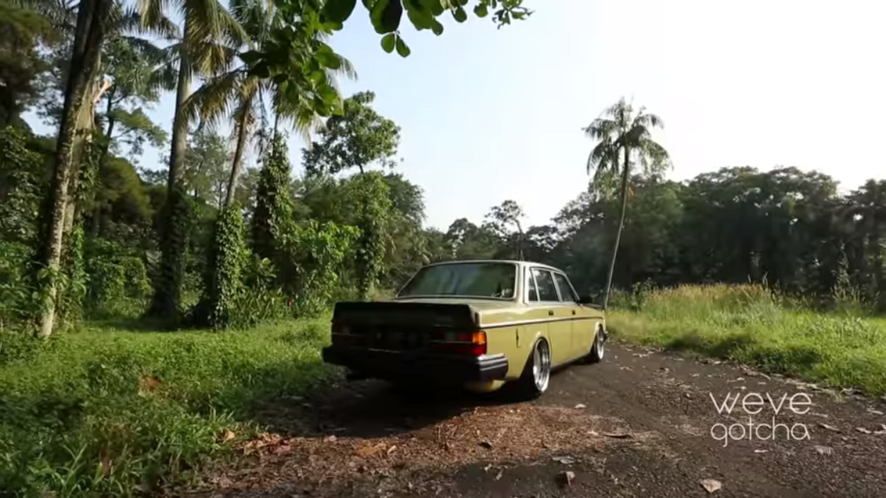 Volvo 244 GL - Suédoise d'Asie ! 17