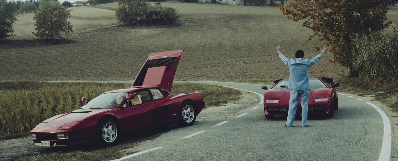 """""""Wolf of the Autostrada"""" : La Bataille des légendes ! 17"""