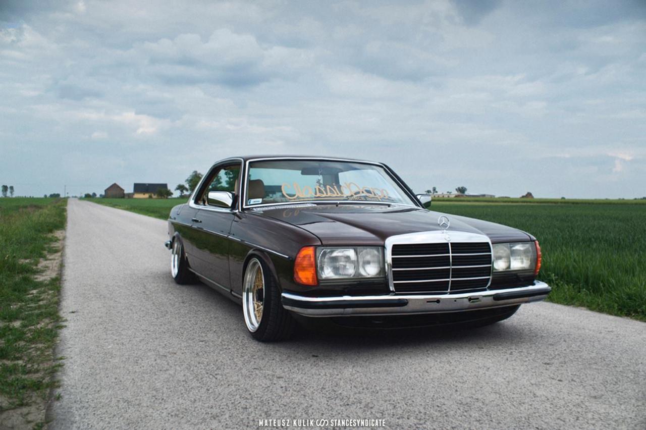 Mercedes C123 280 CE - Renaissance pneumatique ! 44