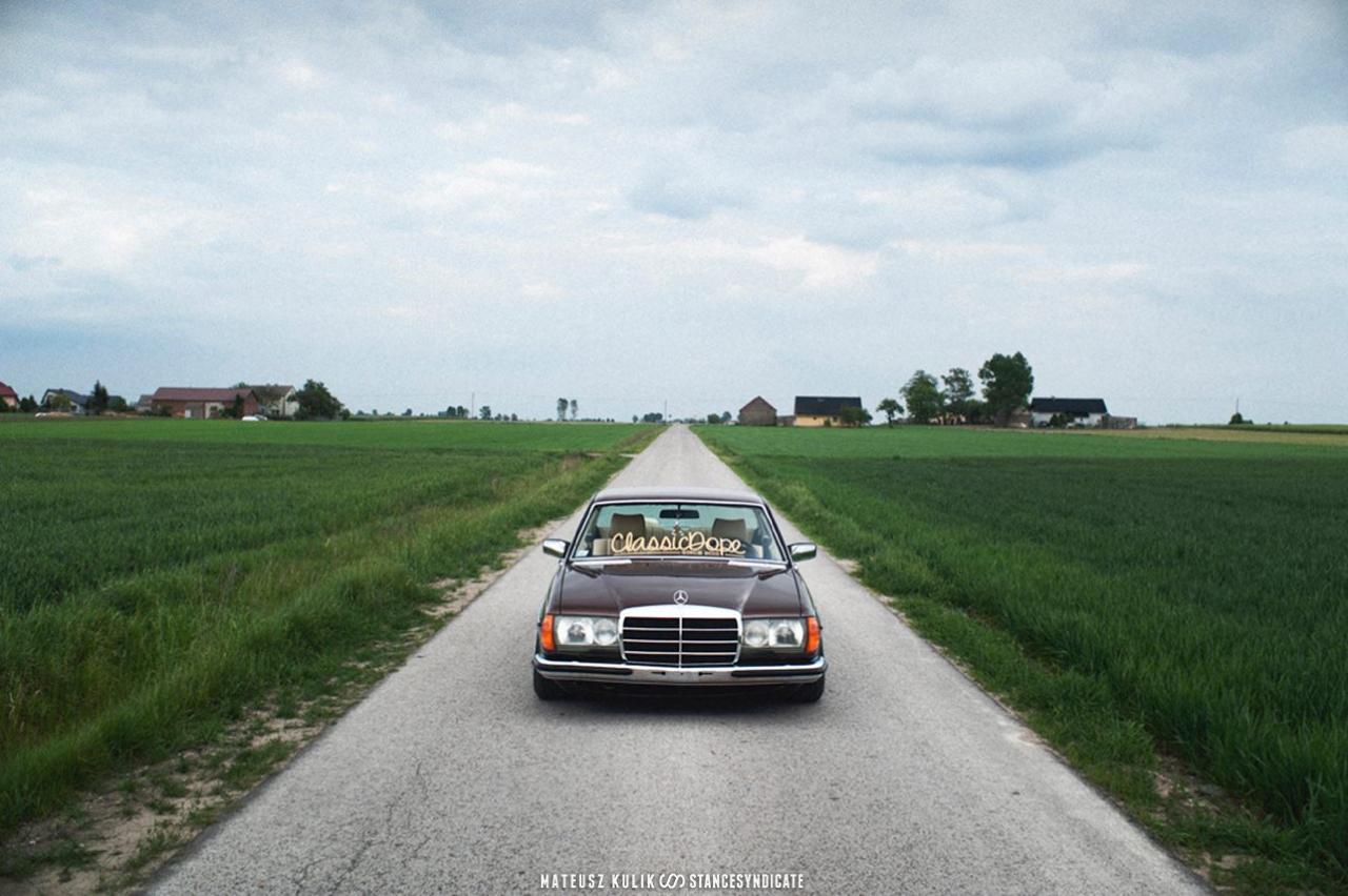 Mercedes C123 280 CE - Renaissance pneumatique ! 50