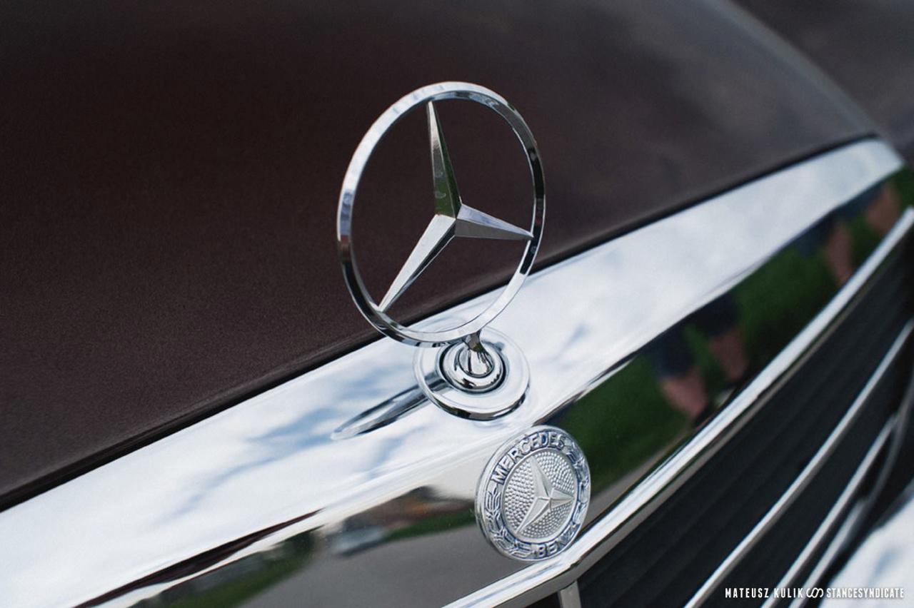 Mercedes C123 280 CE - Renaissance pneumatique ! 55