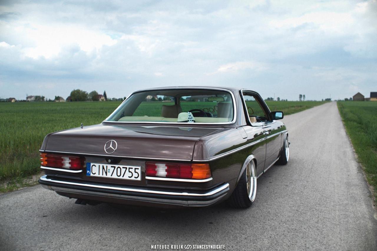 Mercedes C123 280 CE - Renaissance pneumatique ! 59