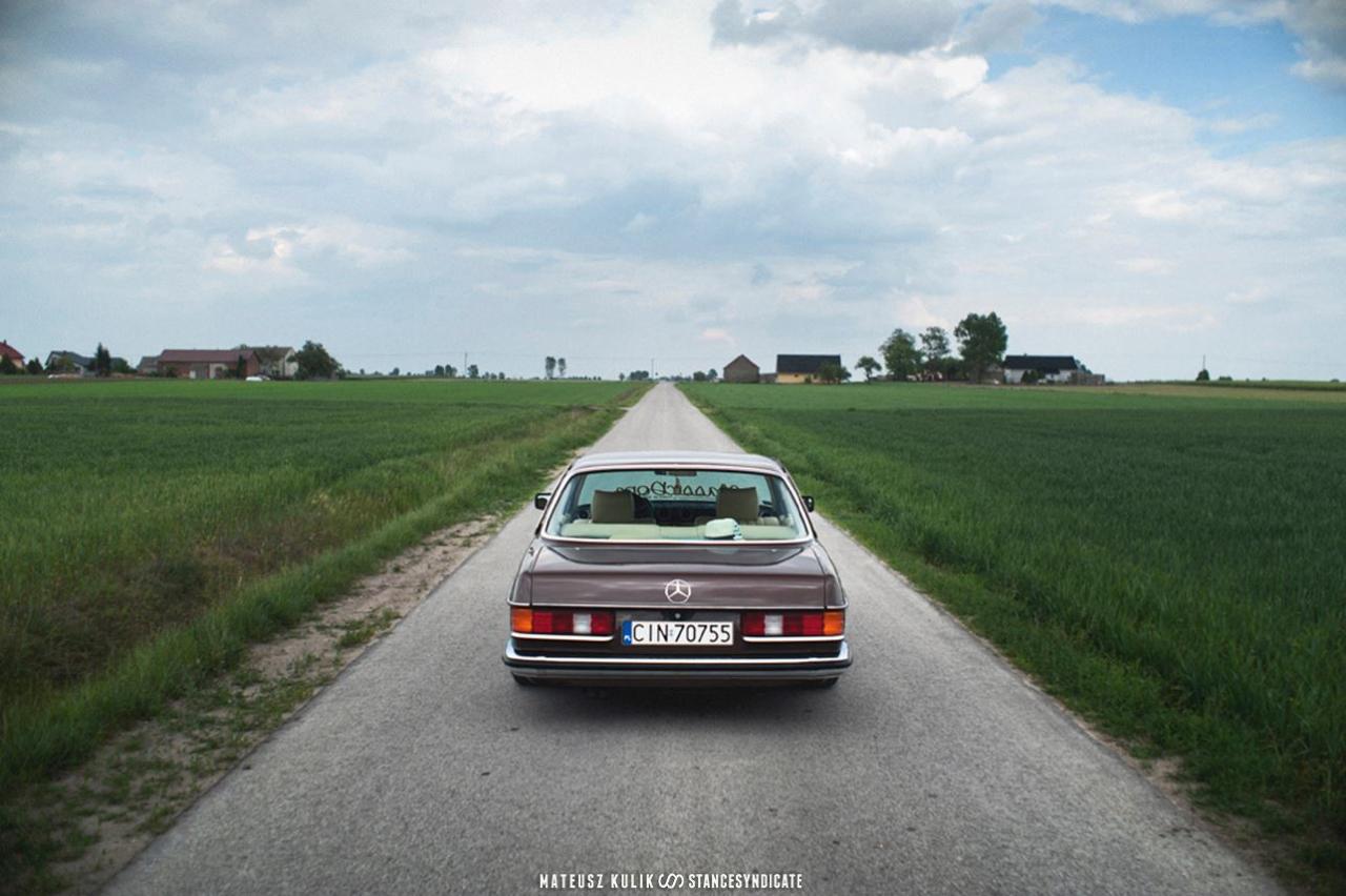 Mercedes C123 280 CE - Renaissance pneumatique ! 49