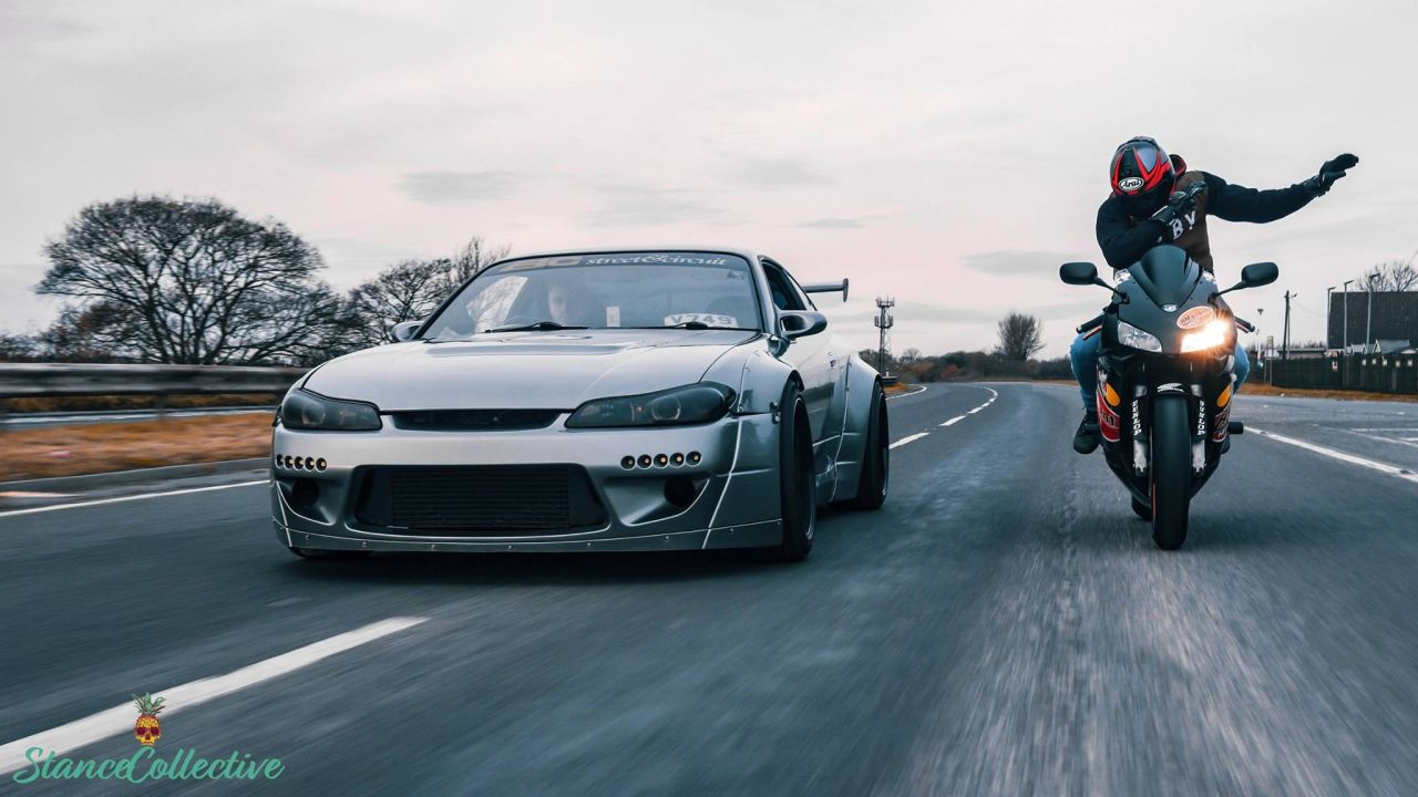 Nissan Silvia... Le côté obscur de la force ! 15