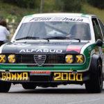 Hillclimb Monster : Alfa Romeo Alfasud Ti Trofeo - Le chant du trèfle !