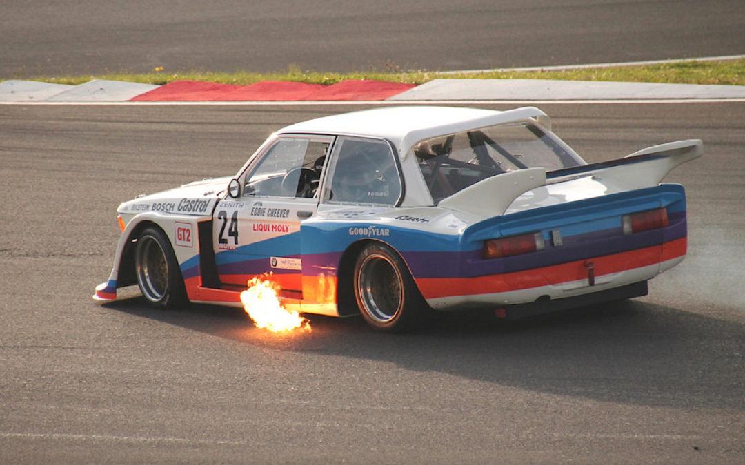 Engine sound : '78 BMW 320i Gr5 – Avant la M3 !