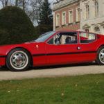 Cadillac Zagato NART - La plus italienne des américaines !