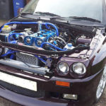 Dimma Clio Cosworth... Les Anglais sont formidables !