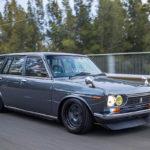 '71 Datsun 1600 Wagon - En mode SSSport !