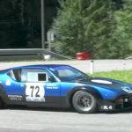 Hillclimb Monster : De Tomaso Pantera Gr4 - V8