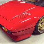 Bagged Ferrari 308 GTB… Air Magnum !